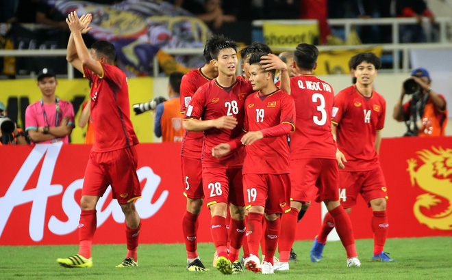 Báo Qatar: Hãy cẩn thận, ĐT Việt Nam sẽ mang sóng thần đến Asian Cup - Bóng Đá