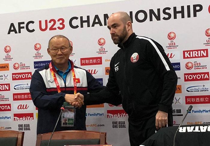 Bại tướng của thầy Park quyết lấy lại thể diện tại Asian Cup 2019 (HLV trưởng Qatar) - Bóng Đá
