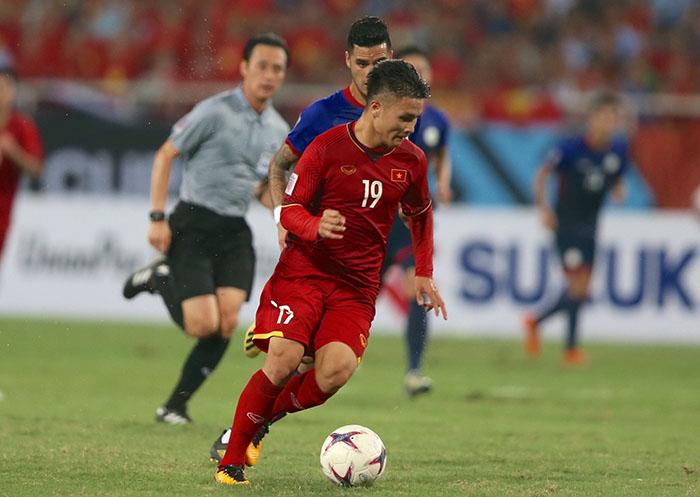 ĐT Việt Nam tại Asian Cup 2019: Rồng Vàng vượt núi cao châu lục - Bóng Đá