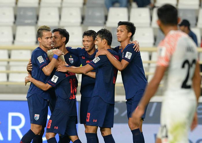 Dư âm Thái Lan 1-4 Ấn Độ: Nói trước, bước không qua - Bóng Đá