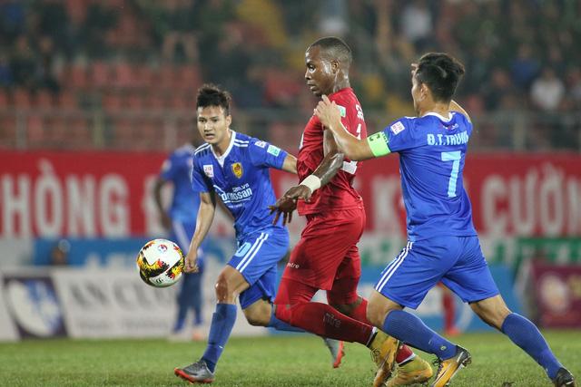 CHÍNH THỨC: Trò cưng Miura đầu quân cho nhà vô địch V-League 2017 (Thanh Hiền) - Bóng Đá