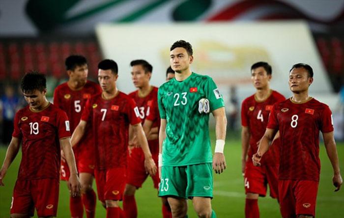 Sau trận thua Iran, ĐT Việt Nam đứng thứ mấy trong BXH các đội hạng 3 Asian Cup - Bóng Đá