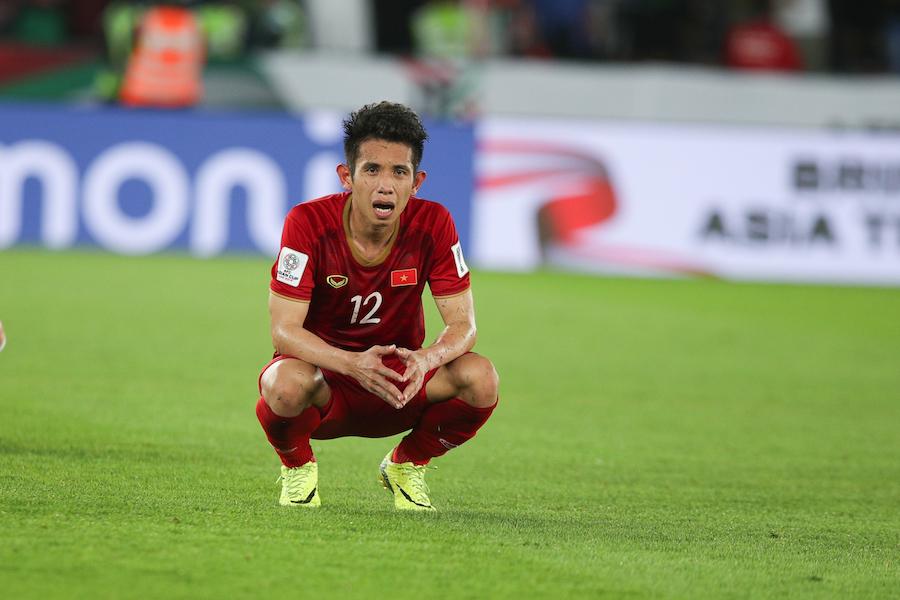 SỐC: 2 tuyển thủ Việt Nam bị kiểm tra doping sau trận đấu với Iran - Bóng Đá
