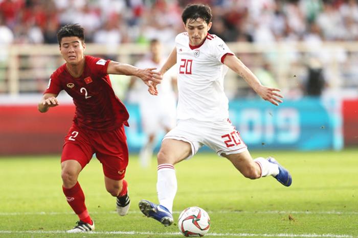 Việt Nam 0-2 Iran: HLV Park Hang-seo và bài toán hàng thủ ĐT Việt Nam - Bóng Đá