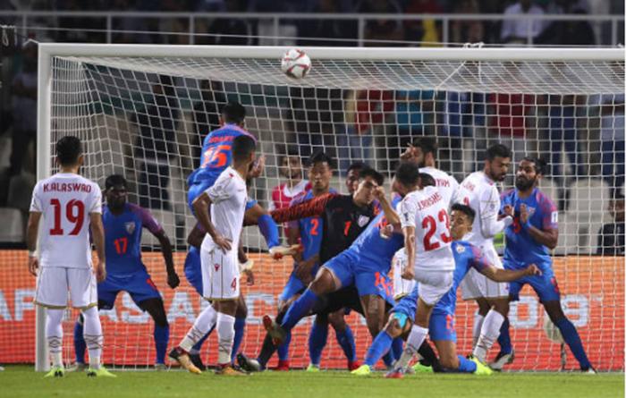 SỐC! Dramma phút 90+1, Ấn Độ bất ngờ dừng bước tại Asian Cup 2019 (tin thôi) - Bóng Đá