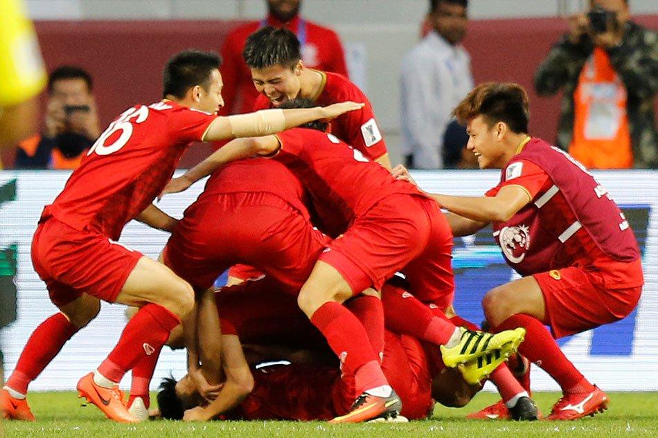 ĐT Việt Nam là đội xếp thứ 3 duy nhất còn ở lại Asian Cup 2019.
