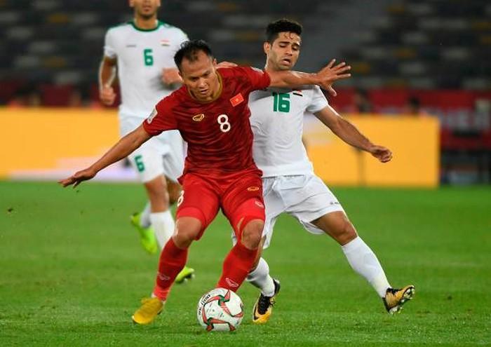 Trở về từ Asian Cup,
