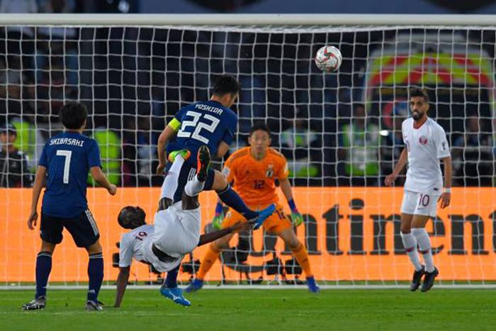 Mở tỷ số trận chung kết, Almoez Ali đi vào lịch sử các kỳ Asian Cup - Bóng Đá