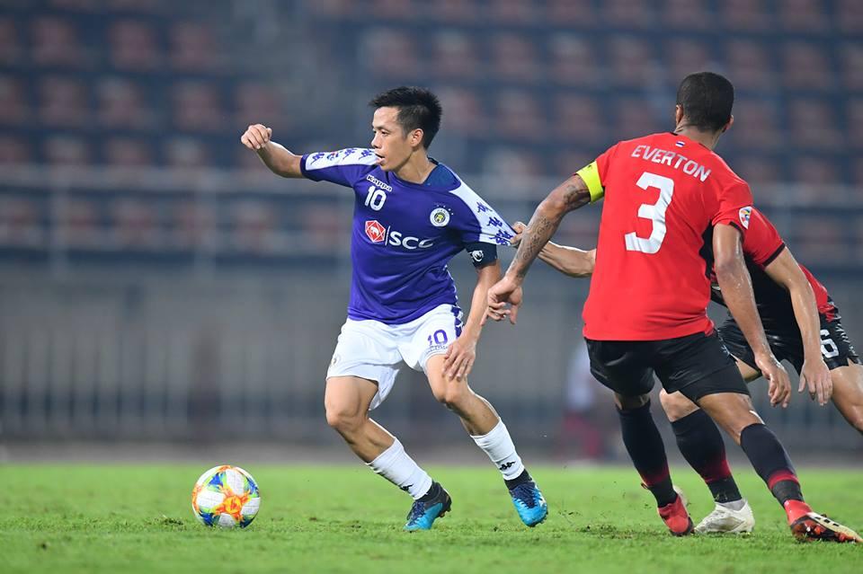 Báo châu Á: Không phải Văn Quyết, cái tên này đã mang chiến thắng cho Hà Nội (Everton) - Bóng Đá