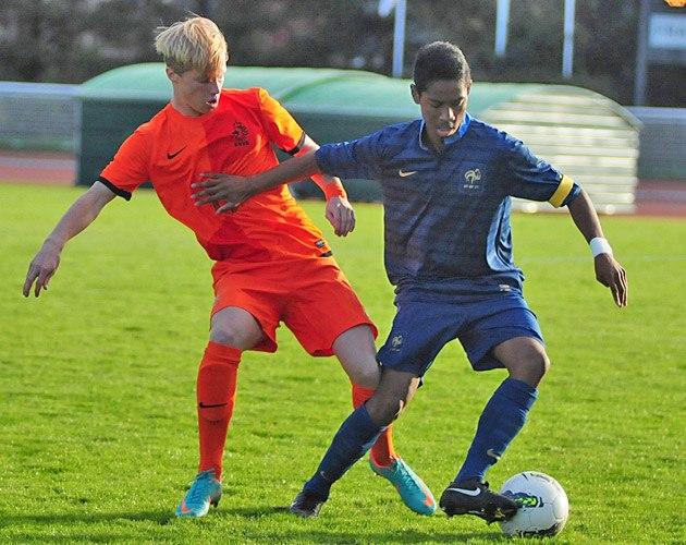 Cựu sao U18 Pháp trải lòng về khả năng khoác áo ĐT Việt Nam (Jason Pendant) - Bóng Đá