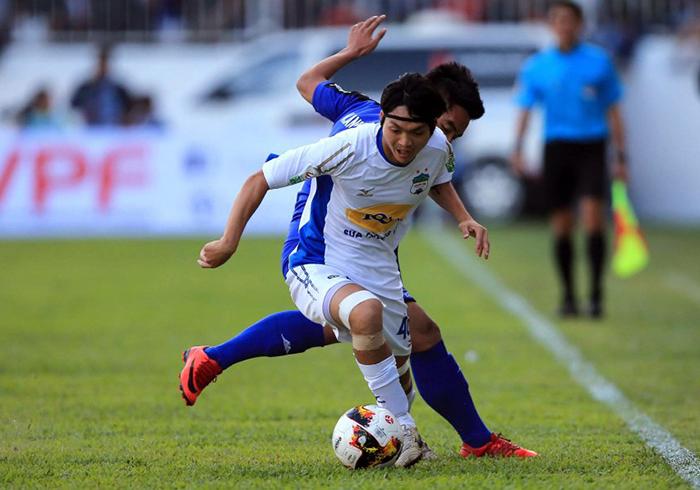 5 điểm nhấn trận Khánh Hoà 0-4 HAGL: Các tuyển thủ rực sáng, ngoại binh ghi dấu ấn - Bóng Đá