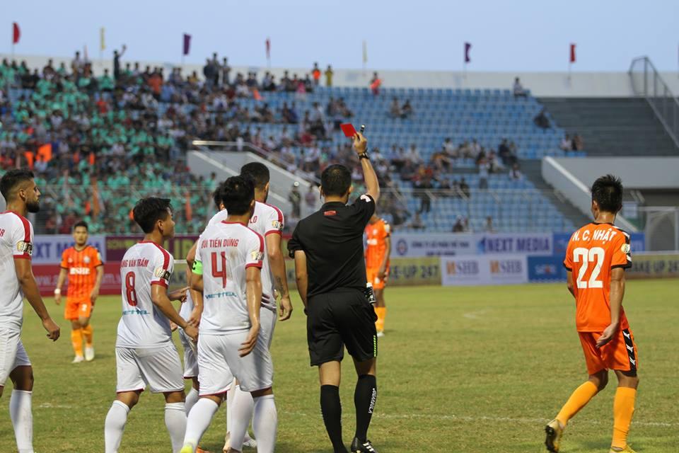 5 điểm nhấn SHB Đà Nẵng vs Viettel - Bóng Đá