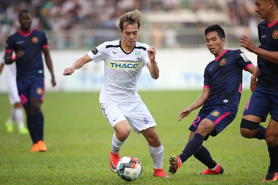 5 điểm nhấn HAGL 1-3 Sài Gòn FC: Văn Toàn nổ súng, có một HAGL