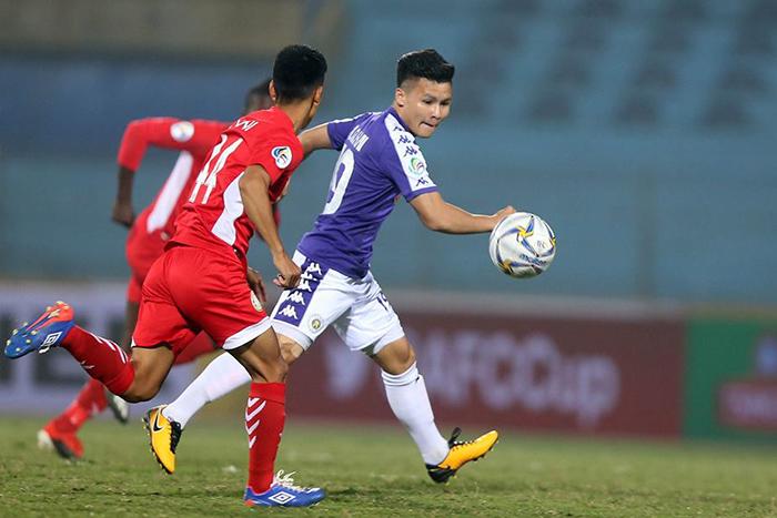 Quang Hải chỉ ra cầu thủ nguy hiểm nhất của Viettel - Bóng Đá