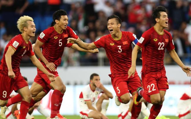 ĐT Việt Nam tăng 1 bậc trên BXH FIFA, xây chắc ngai vàng Đông Nam Á - Bóng Đá