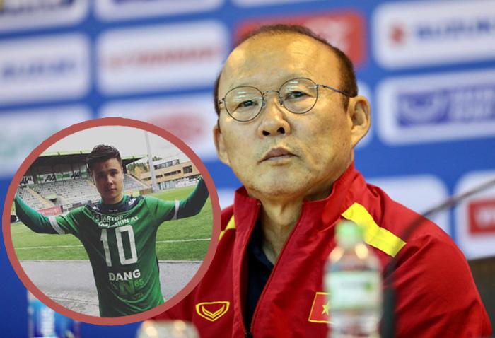 HLV Park Hang-seo lên tiếng về việc trao cơ hội cho các cầu thủ Việt kiều - Bóng Đá