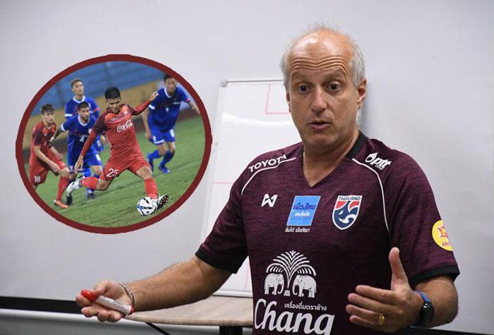 HLV U23 Thái Lan nói điều thật lòng về sức mạnh của U23 Việt Nam - Bóng Đá