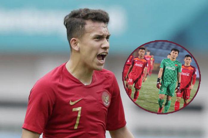 Sao trẻ U23 Indonesia: