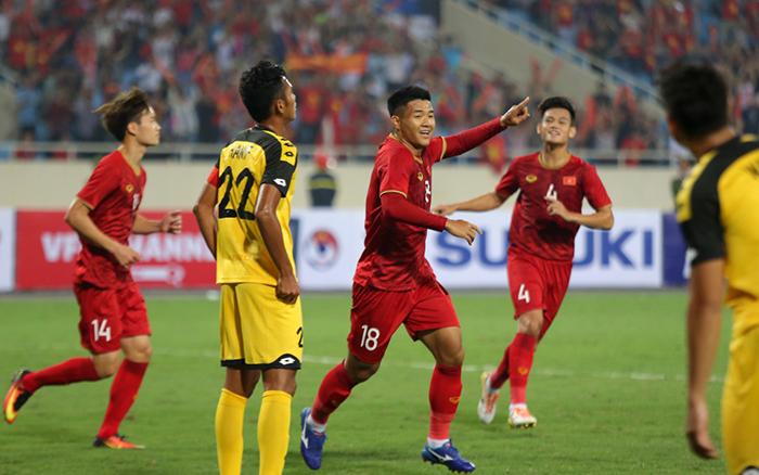 Trang chủ AFC dùng 2 từ để miêu tả chiến thắng 6 sao của U23 Việt Nam - Bóng Đá