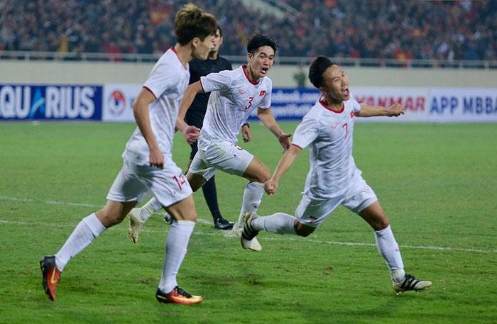 Trang chủ AFC chỉ ra lý do giúp U23 Việt Nam giành chiến thắng nghẹt thở - Bóng Đá