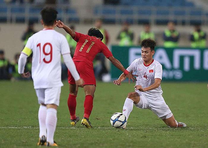 Đội hình ra sân U23 Viêt Nam vs U23 Thái Lan: Lần đầu cho