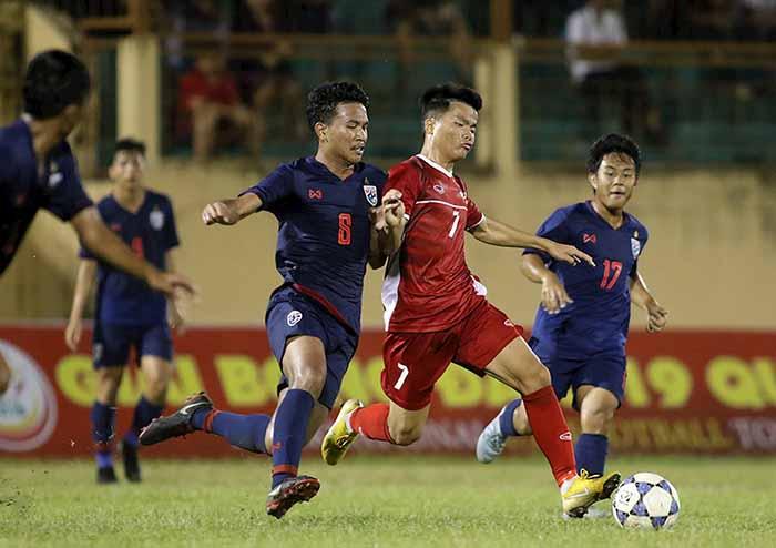 Báo Thái: Thật buồn, sau U23 đến lượt U19 Thái Lan thất bại trước Việt Nam (Goal và Siamsport) - Bóng Đá