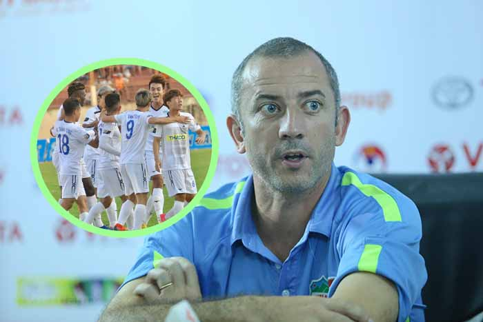 Xưng vương cùng U19 Việt Nam, thầy Giôm muốn trở lại nắm HAGL tại V-League - Bóng Đá