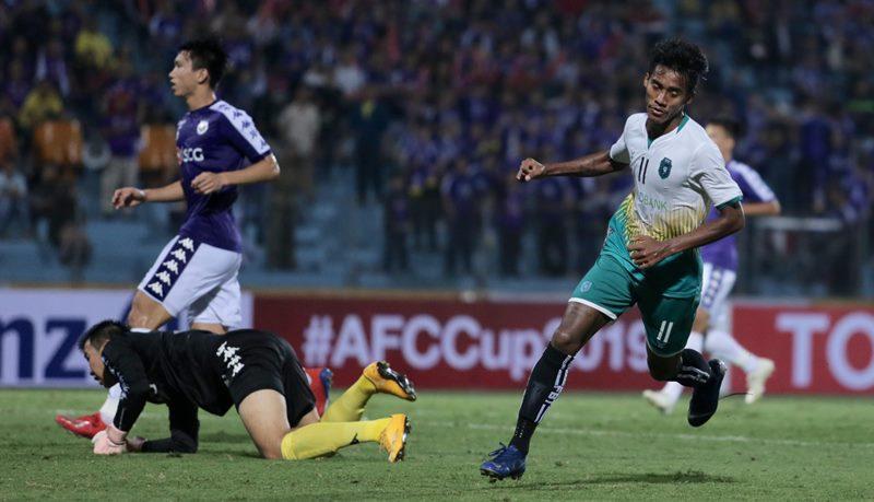 Báo châu Á dùng 3 từ để miêu tả thất bại của Hà Nội tại AFC Cup - Bóng Đá