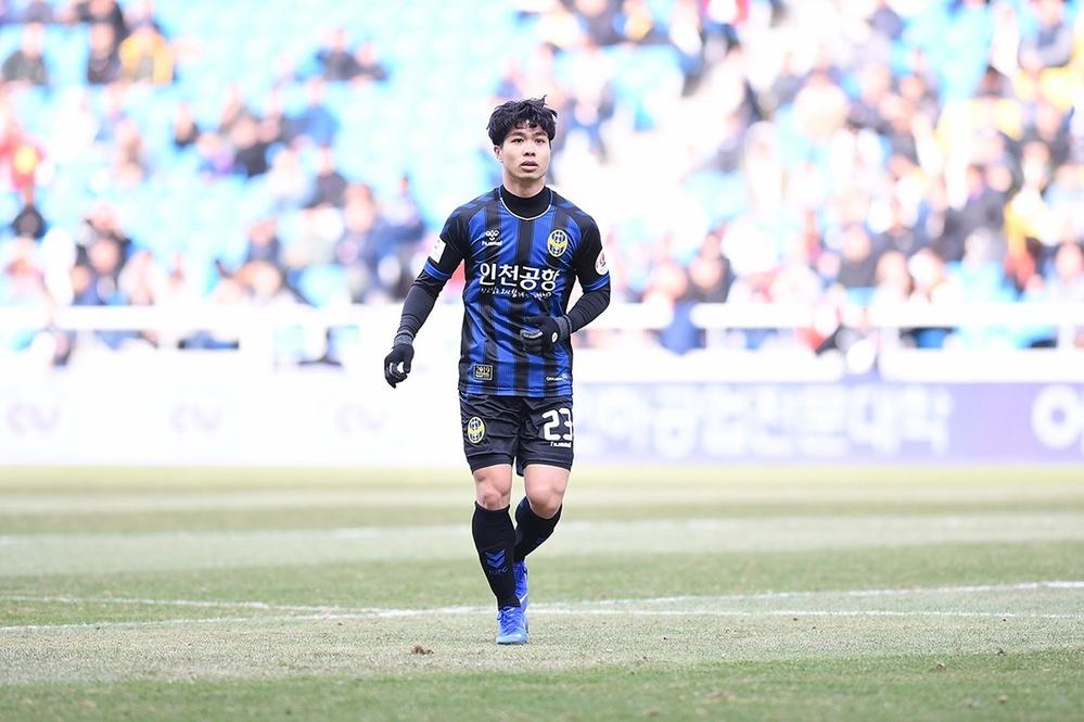 Công Phượng đá 90 phút, Incheon thua Daegu 3 bàn không gỡ - Bóng Đá
