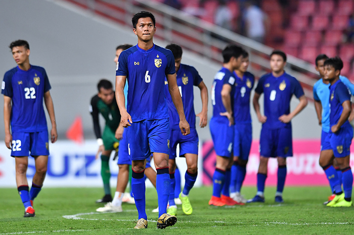 Báo Thái Lan: Hạng FIFA dưới Việt Nam, chúng ta sẽ gặp khó tại vòng loại World Cup? - Bóng Đá