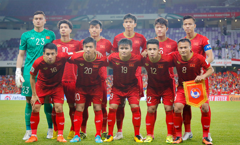Không thi đấu trận nào vì sao ĐT Việt Nam lại tăng thứ hạng FIFA? - Bóng Đá