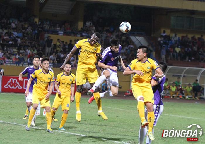 Sau trận Hà Nội vs SLNA - Bóng Đá