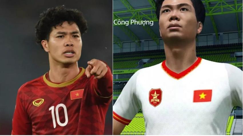 Công Phượng lần đầu xuất hiện trong FIFA 19 - Bóng Đá