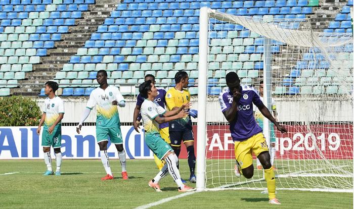 Trang chủ AFC: Hà Nội đã trở lại với chiến thắng xứng đáng trước Yangon - Bóng Đá