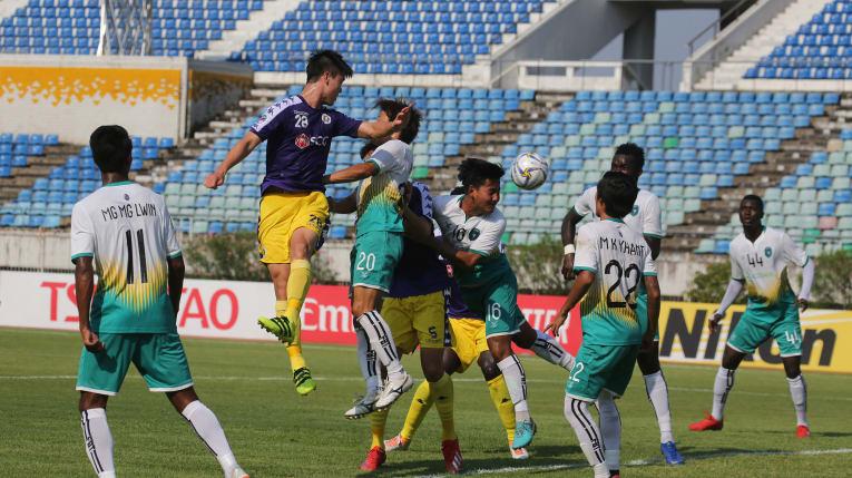 Báo châu Á chỉ ra cầu tủ xuất sắc nhất CLB Hà Nội trận thắng Yangon United - Bóng Đá
