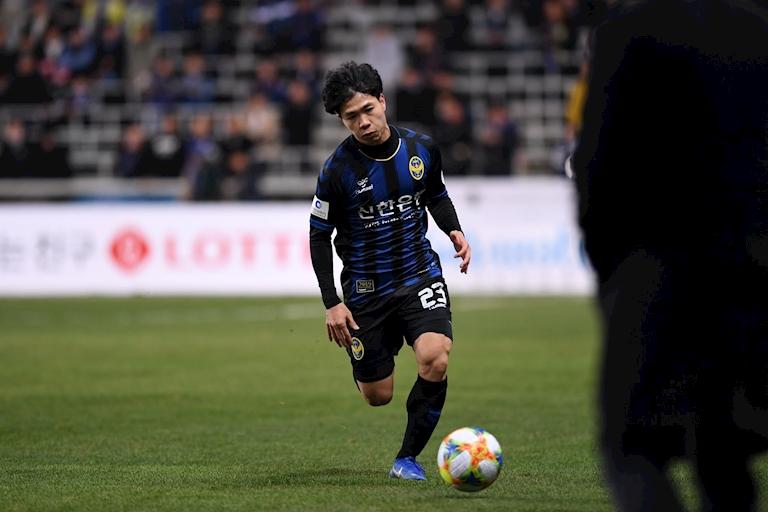 Công Phượng đá 45 phút, Incheon bị đội hạng 3 đá bay khỏi FA Cup - Bóng Đá