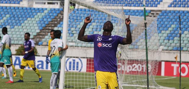 Cùng lập hattrick, 2 đại diện Việt Nam lọt top 6 cầu thủ hay nhất lượt 4 AFC Cup - Bóng Đá