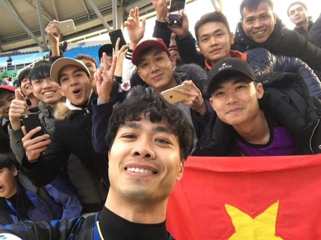 Báo Hàn nói về việc Công Phượng làm tăng suất ĐNA (Yonhap, K-League United) - Bóng Đá