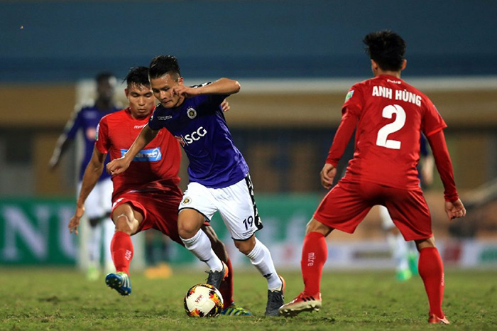 3 cặp đấu đáng chờ đợi vòng 6 V-League: