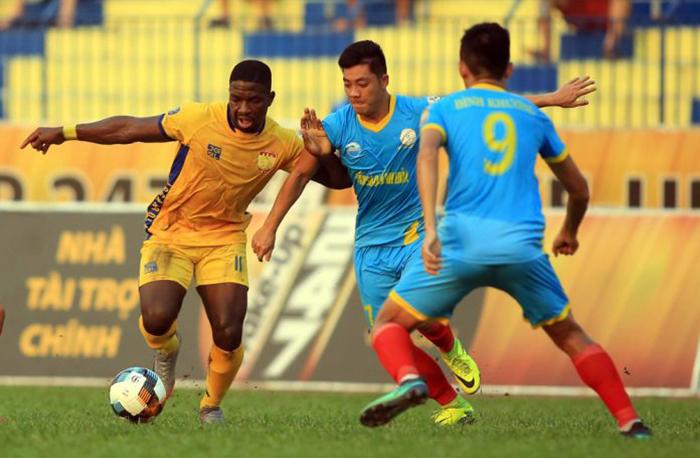 Dư âm 3 trận đấu vòng 6 V-League (ngày 20/04): Thanh Hoá đánh rơi 2 điểm, Quảng Ninh thị uy - Bóng Đá