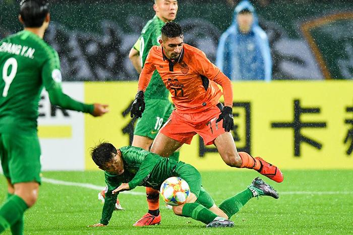 Sau trận Beijing Guoan vs Buriram - Bóng Đá