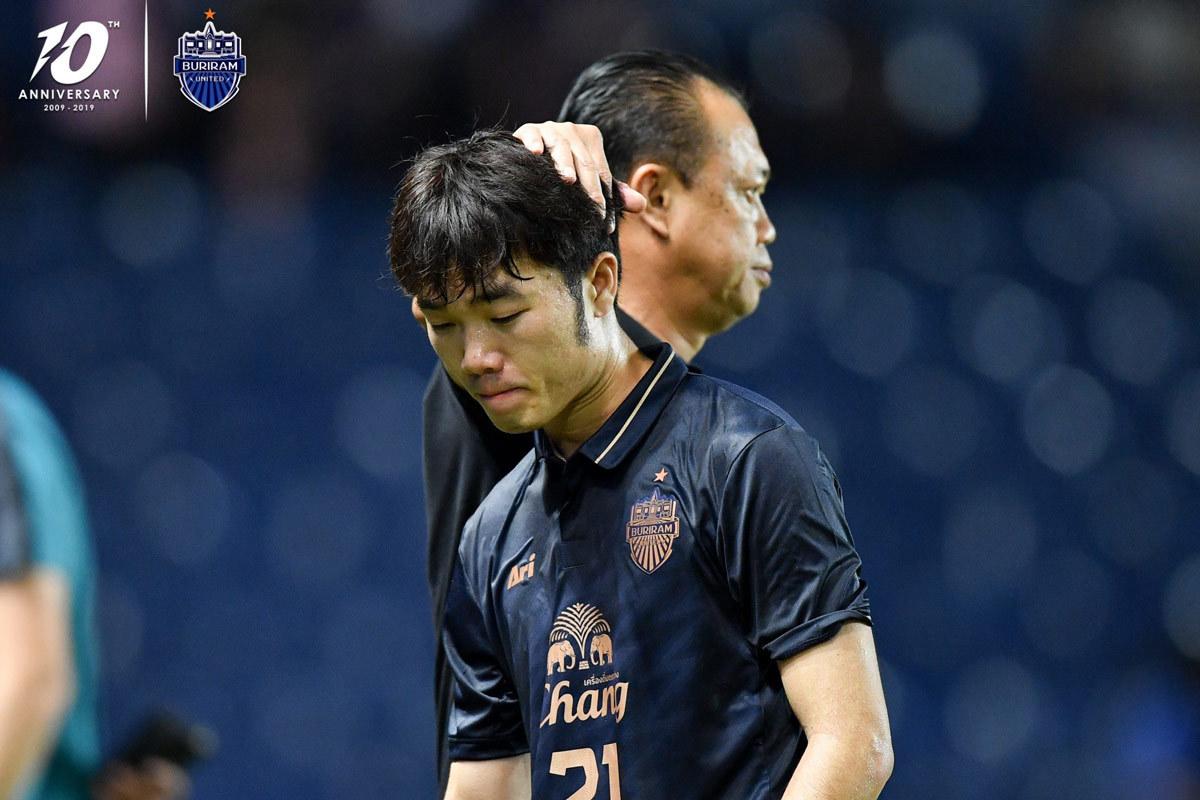 Lương Xuân Trường tiếp tục ngồi dự bị trận thứ 10 trong ngày Buriram thắng dễ tại cúp FA - Bóng Đá
