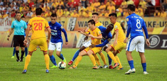 Dư âm 4 trận đấu sớm vòng 9 V-League 2019: Nhà vua