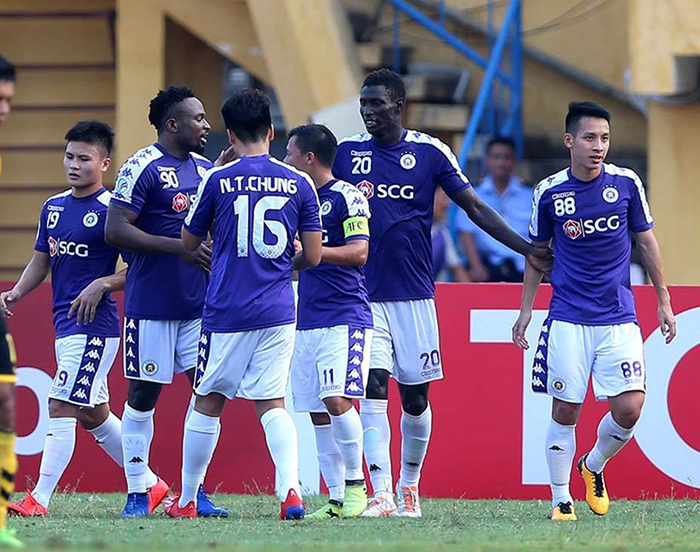 Sau trận Hà Nội vs Tampines Rovers - Bóng Đá