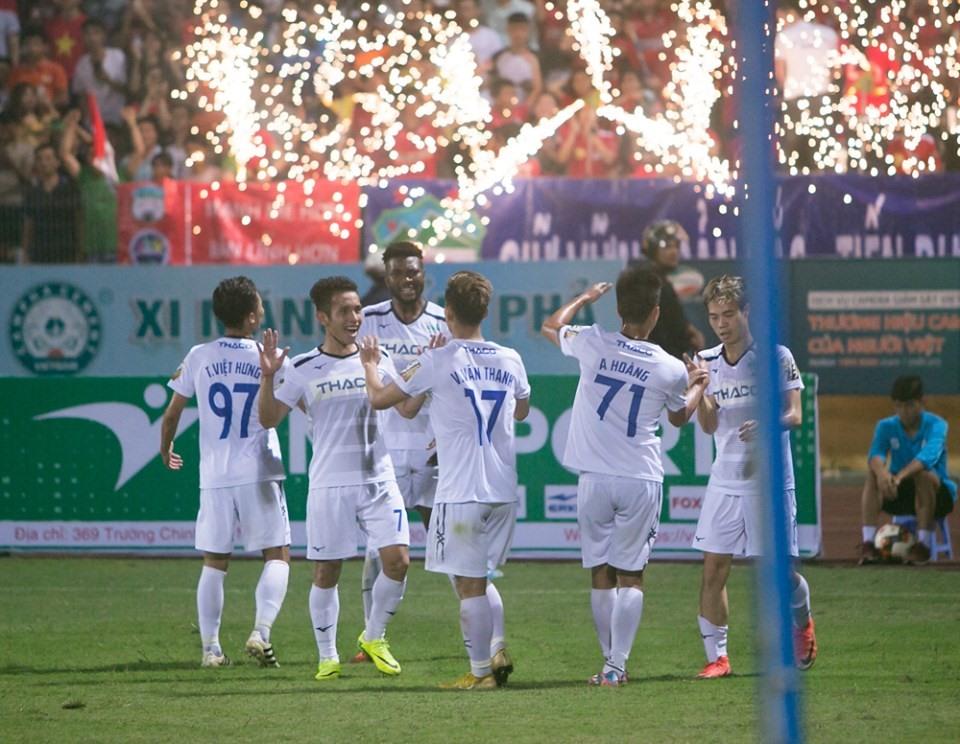 Không phải TP.HCM hay Hà Nội, HAGL đang khiến cả V-League phải