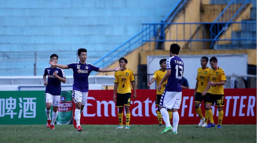Báo châu Á chỉ ra cầu thủ xuất sắc nhất CLB Hà Nội trong trận thắng Tampines Rovers - Bóng Đá