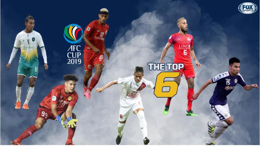 Không phải Thành Chung, 1 cái tên CLB Hà Nội lọt top 6 cầu thủ xuất sắc AFC Cup - Bóng Đá