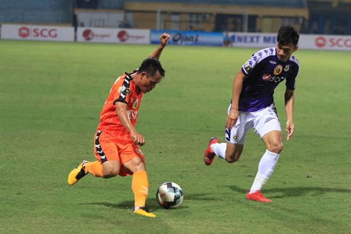 TRỰC TIẾP Hà Nội 0-0 SHB Đà Nẵng (H1): Chủ nhà chiếm thế chủ động - Bóng Đá