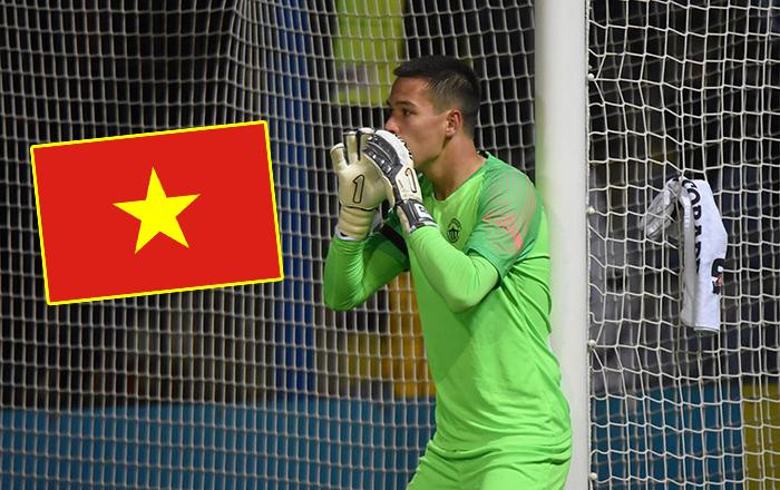 Filip Nguyễn chờ cơ hội ở ĐT Việt Nam: