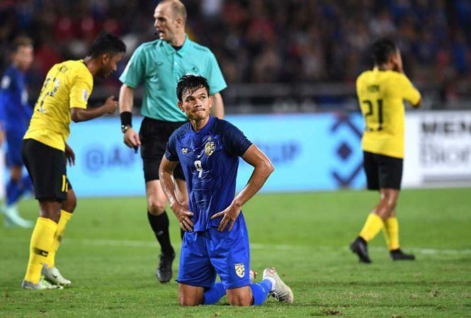 ĐT Thái Lan và cơn đau đầu về hàng công trước thềm King's Cup 2019 - Bóng Đá